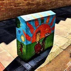 #streetartlondon #streetart #london #londonlife #lookup #graffiti #graffitiart #graffitilondon