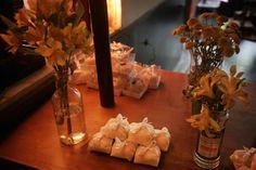 Decoração retrô e lembrancinhas da festa   Blog de Casamento