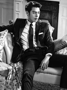 Kim Woo Bin's eyebrows and other parts too. Korean Male Actors, Korean Celebrities, Asian Actors, Celebs, Boys Korean, Kim Wo Bin, Uncontrollably Fond, Ahn Jae Hyun, Woo Bin