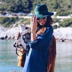 Guapísima Marta @holacuore con nuestro bolsito!❤️  #beboho #bohochic #boho #chic #tendencias #fallwinter #otoñoinvierno #newcollection #newin #inlove #moda #fashion #bolsos