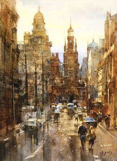 Glasgow by Chien Chung-Wei