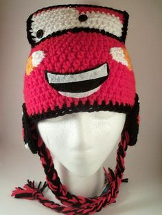 Ravelry: Red Car Hat (all sizes) pattern by Boomer Beanies