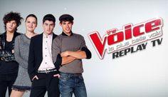 Vidéos The Voice - MYTF1 - Les 4 finalistes