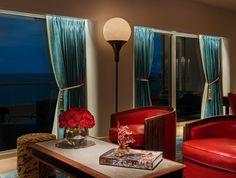 Premier Oceanfront Suite at the Faena Hotel in Miami Beach, FL