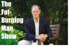 Dr David Perlmutter on The Fat-Burning Man Show. Eating fat makes you smart.