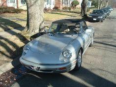 1991 Alfa Spider Convertible