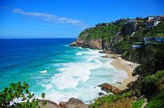 Joaquina Beach, Rio de Janeiro - 9reasons to visit Rio de Janeiro http://cristinaraducu.com/2015/04/14/9-reasons-for-loving-rio/#more-145