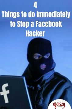 Did you know you can stop a hacker trying to hack your Facebook account while he is at it? Yes you can if you take these 4 steps immediately. Secure Digital, Blog Topics, Knowing You, Accounting, Hacks, Social Media, Awesome, Amazing, Facebook