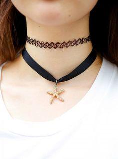 Chocker necklace