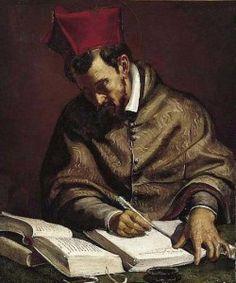 Orazio Borgianni, Bonaventura da Basgnoregio, 1610-16 circa Saint Bonaventure, Norton Simon, Lives Of The Saints, Roman Church, Guardian Angels, Religious Art, Catholic, Museum, Artist