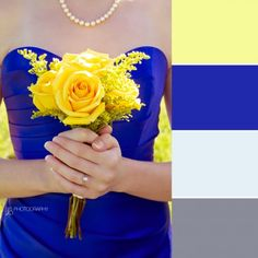 Summer Wedding Colors // Wedding color palettes for every season