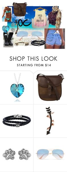 """""""#oc daughter of oc god (perseus)"""" by ronnie-555 on Polyvore featuring DUBARRY, Phillip Gavriel, Wild Hearts, ASPCA, Love Nail Tree, Ray-Ban and Vans"""