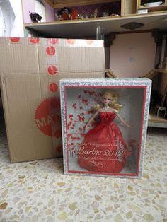 Las manos de Sca by Virginia Isabel: Barbie Felices fiestas 2012