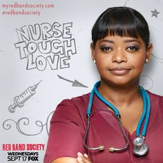 New Tv Series, Best Series, Octavia Spencer, Red Band Society, Young Americans, One More Day, Tv Show Quotes, Movies And Tv Shows, Favorite Tv Shows