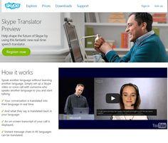 ONE: Versión previa de Skype Translator llega a la aplicación de Skype para escritorio Windows