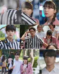 Best love triangle ever! Drama Korea, Korean Drama, Asian Actors, Korean Actors, Revenge Season 2, 1 Y 2, Hamtaro, Most Beautiful Bollywood Actress, Sweet Revenge