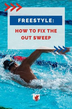 Interested in improving your freestyle technique? Initiating the freestyle pulling motion with an out-sweeping motion is a common technique problem that we find with our swimmers. We use three important techniques and drills to correct the out sweep, and you can learn more on our blog post! Breaststroke Swimming, Swimming Drills, Swimming Gear, Baby Swimming, Different Swimming Strokes, How To Swim Faster, Teach Kids To Swim, Baby Swim Float, Freestyle Swimming