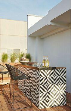 terrace decor inspiration