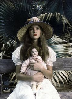 Acts as. Super Seventies - Brooke Shields in 'Pretty Baby', 1978 Pretty Baby Movie, Pretty Baby 1978, Brooke Shields Pretty Baby, Brooke Shields Young, Film Stills, Vintage Girls, I Movie, Pictures, Photos