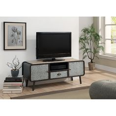 Contemporary TV Stand - Stephens | RC Willey Furniture Store