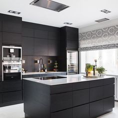 Looking for luxury kitchen design ideas? Take a look at our leading 63 favorite instances of seriously elegant luxury kitchens and unique. Kitchen Trends, Kitchen Sets, Living Room Kitchen, Home Decor Kitchen, Kitchen Modern, Kitchen Lamps, Kitchen Industrial, Scandinavian Kitchen, Scandinavian Modern