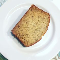 The Banana Bread of my Dreams! ~ from With Hugs and Quiches