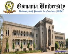 Looking for Osmania University BEd Distance Education Course 2015. Visit Yosearch for BEd correspondence course 2015 eligibility, applications, dates & more
