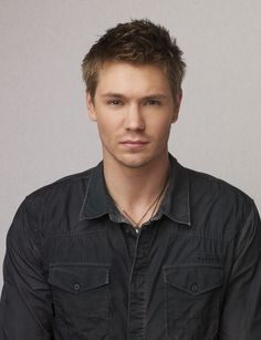 One of the reasons I started watching One Tree Hill...Chad Michael Murray