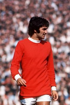 George Best Manchester United 1968
