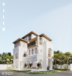 Mediterranean Architecture, Hotel Architecture, Mediterranean Homes, Beautiful Architecture, Architecture Design, Bungalow Interiors, Architectural House Plans, Indochine, Spanish House