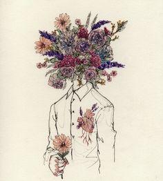 No one expected me. Everything awaited me. - Patti Smith Illustration by Neko Katz Illustration
