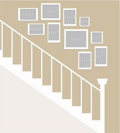 Inspiring 65+ Awesome Arranging Pictures On A Stair Wall Ideas https://freshouz.com/65-awesome-arranging-pictures-on-a-stair-wall-ideas/