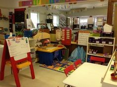 Writing and Art Center at WDS