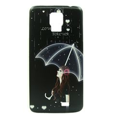 Colored Drawing Pattern Protective Case for DOOGEE Voyacer2 DG310