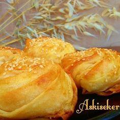 Aşk-ı Şeker: GONCA BÖREK yemek tatlı pasta hamurişi tarifleri denenmiş kolay lezzetli tarifler dessert baking cooking food patsry