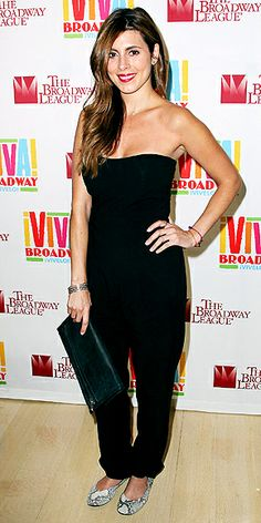 perfect in a black jumpsuit