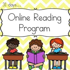 Follow along through our online reading program!  Free videos and worksheets to help teach your child to read!