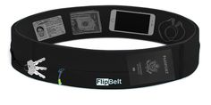 FlipBelt Zipper Flip Belt, Dear Santa, Zipper, Running, Sport, Fashion, Moda, Deporte, Fashion Styles