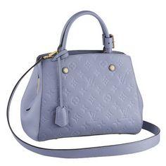 Louis Vuitton Monogram Empreinte Montaigne BB Bags M41050 Lilas. on Chiq  $239.00 http://www.chiq.com/louis-vuitton-monogram-empreinte-montaigne-bb-bags/louis-vuitton-monogram-empreinte-montaigne-bb-ba-0