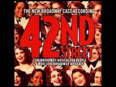 42nd Street (2001 Revival Broadway Cast) - 4. Shadow Waltz - YouTube