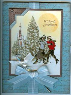 SU - Courrier d'hiver (Winter post)