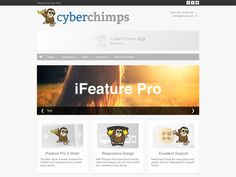 iFeature Pro WordPress Theme by CyberChimps Themes on Creative Market