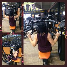 Back day! Getting stronger & stronger...amazing :)