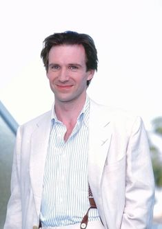 Ralph Fiennes. Dang. Hot British Men, British Actors, Ralph Fiennes, Royal National Theatre, Joseph Fiennes, The English Patient, Star Wars, Colin Firth, Lovers