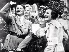 Hitler and Riefenstahl