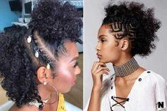 Natural Hair Flat Twist, Natural Hair Bun Styles, Natural Hair Care Tips, Long Natural Hair, Natural Hair Updo, Very Long Hair, Short Hair Styles, Roll Hairstyle, Braided Bun Hairstyles