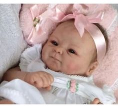 ❤️Beautiful Reborn Doll Baby❤️ Custom Made From Coco Malu Kit By Elisa Marx❤️ in Dolls & Bears, Dolls, Clothing & Accessories, Artist & Handmade Dolls | eBay!