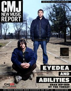 Eyedea and Abilities: NMR 1118
