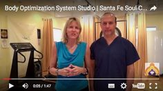 Check out our short video about the new B.O.S.S. (Body Optimization Studio) at Santa Fe Soul and learn about how this state-of-the-art-gym can help you achieve optimal health & well-being! http://santafesoul.com/boss/