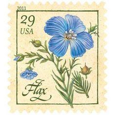 Flax Canvas Art - US Postal Service (24 x 24)